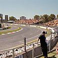 Senna Stand Track View