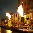 Crown Casino Fireballs