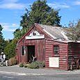 The old blacksmiths shop