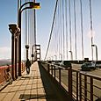 Golden Gate Cycle path