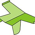 Barnaby Paper Aircraft