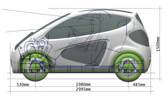 Cool Auto Design, Thanks to Pulse... - RobiNZ CAD Blog