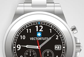 Corel_Vectortuts_Watch