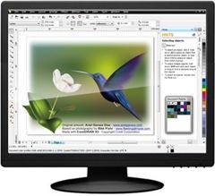 CorelDRAWX5_Screen