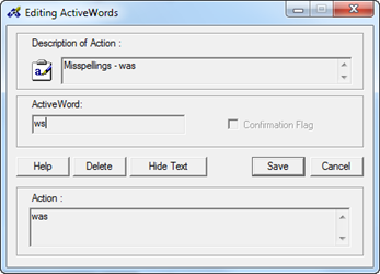 ActiveWords Was