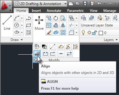 AutoCAD_2011_Align