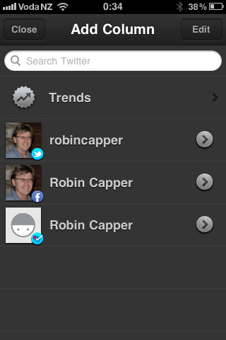 Tweetdeck for iPhone 2.0 (finally)