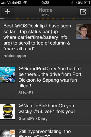 Tweetdeck for iPhone 2.0 (finally)