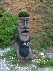 Interesting Letterbox on the way to Pataua