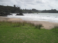 Taiaue Bay