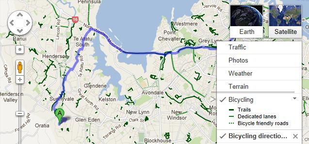 Google_Map_Bikes