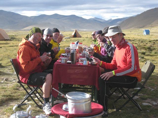 Open Air Breakfast