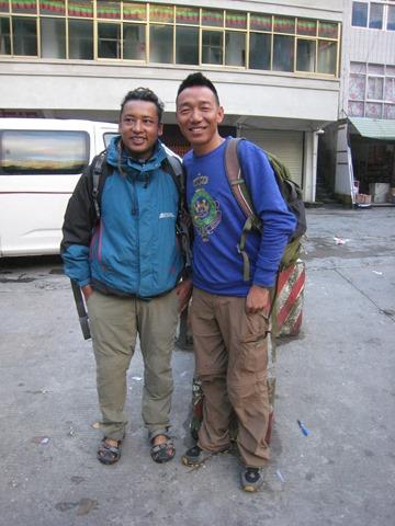 Tashii and Tsujiang