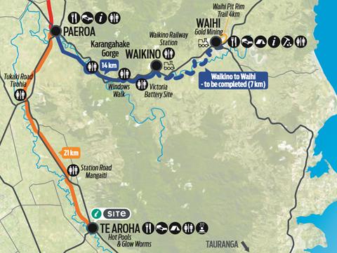 Hauraki_Rail_Trail_Map
