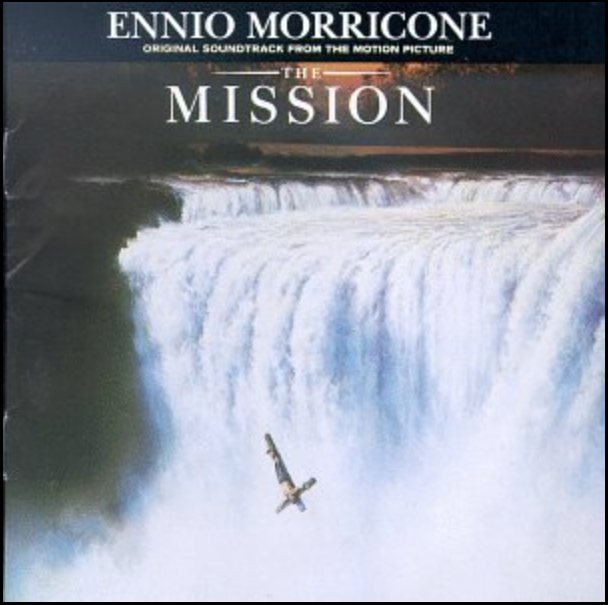 Ennio Morricone The Mission Cover