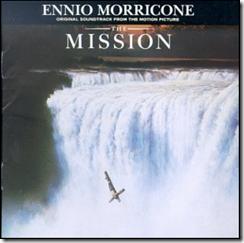 Ennio Morricone Mission Cover