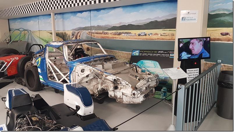 Southward Car Museum Lighting Direct Porsche