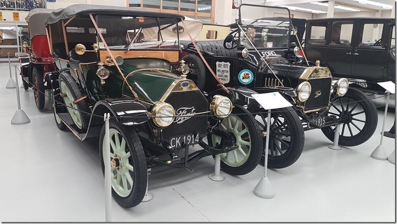 Southward Car Museum Fiat Tourer