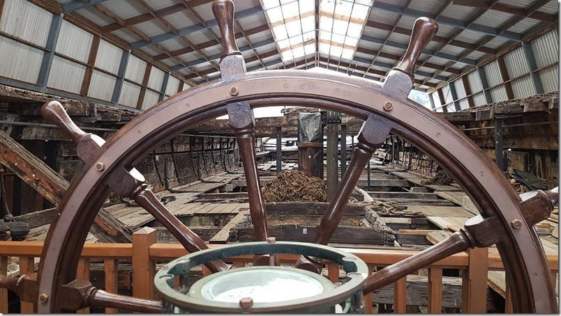 Edwin Fox Wheel