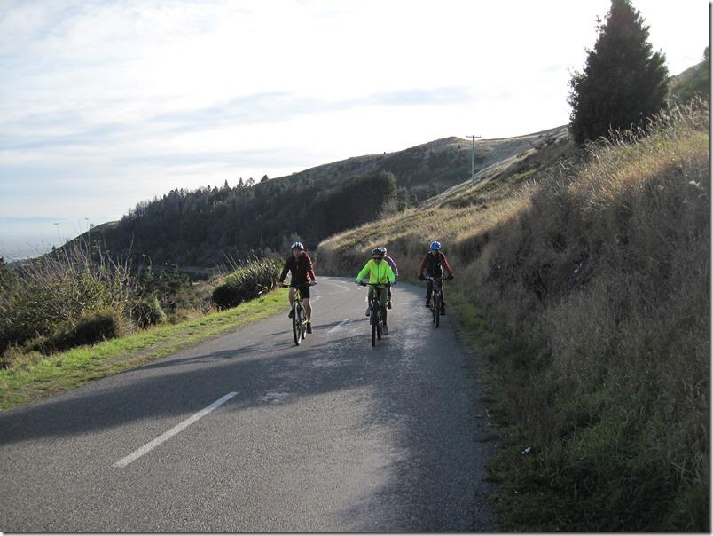 Port Hills ride