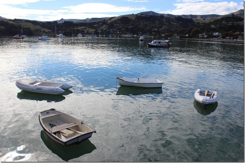 Akaroa Harbour