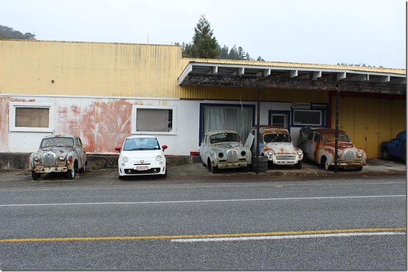 Garage at Dobson