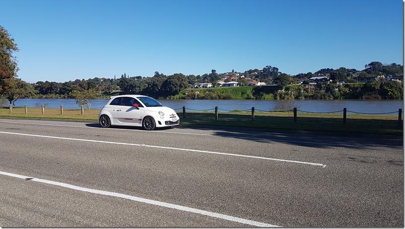 Whanganui riverside