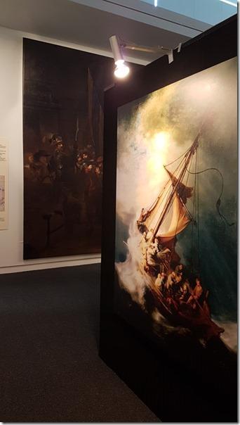 Foxton Rembrandt Exhibition