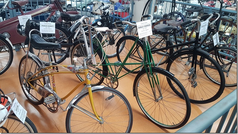 Southward Car Museum Bicycles