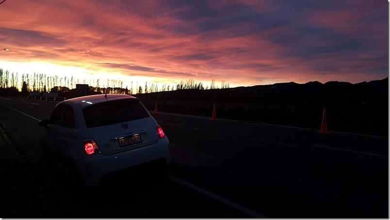 AHBART Sunset
