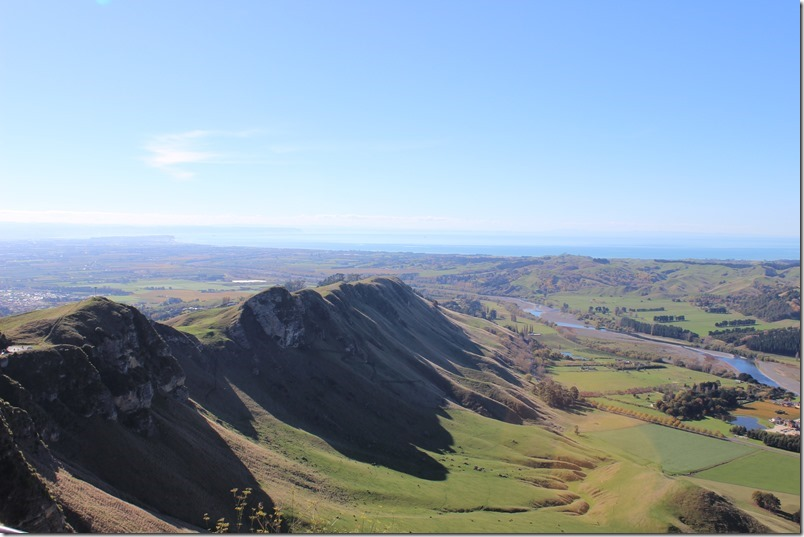 Te Mata Peak, Havelock North