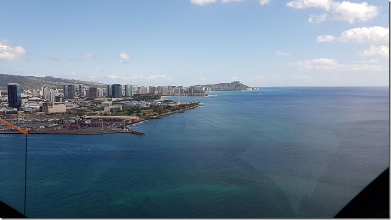 Honolulu | Blue Hawaiian Helicopter flight