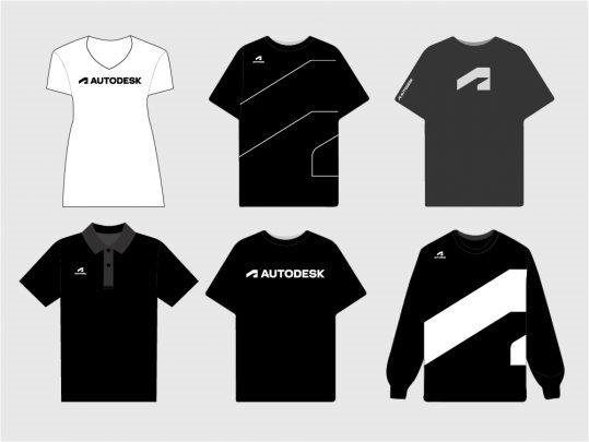 Autodesk_Merchandise_Shirts