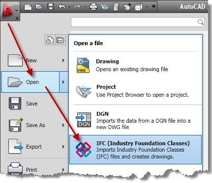 ACA_2010_Application_Button_IFC_Open
