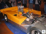McLaren M8A Can-Am car