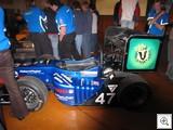University of Auckland Formula SAE Team Car
