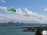 AutoCAD 2007 Barnaby over Auckland