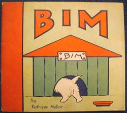 "The image is from a children's book: ""The Story of BIM – Written for 3 year  old  Charlotte"", Kathleen Mellor, publishd. Melb. Georgian House  nd.194-? I couldn't find any other information but would be interested to know more!"