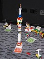 Our Lego Sky Tower