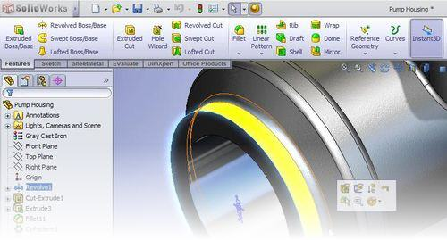 SolidWorks2008UI